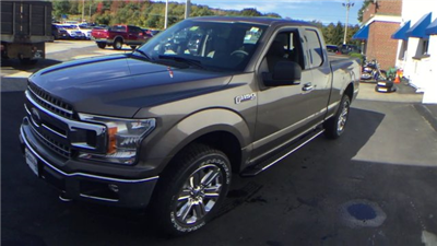 2018 F-150 Super Cab 4x4 Pickup #J057 - photo 4