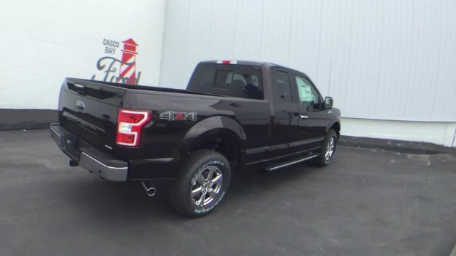 2018 F-150 Super Cab 4x4 Pickup #J077 - photo 2