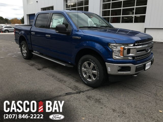 2018 F-150 SuperCrew Cab 4x4,  Pickup #J1002 - photo 1