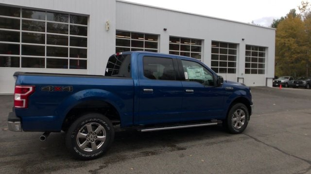 2018 F-150 SuperCrew Cab 4x4,  Pickup #J1002 - photo 2