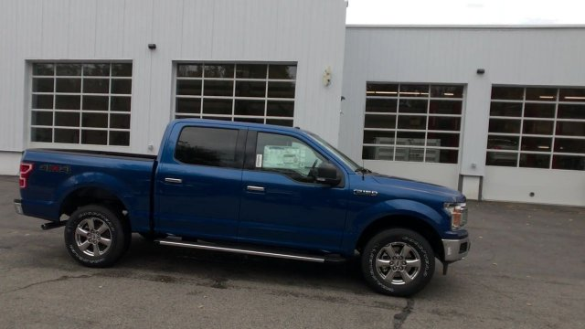2018 F-150 SuperCrew Cab 4x4,  Pickup #J1002 - photo 19