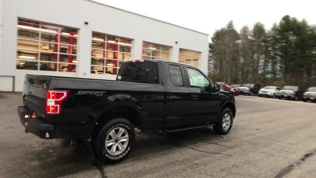 2018 F-150 Super Cab 4x4,  Pickup #J1003 - photo 2