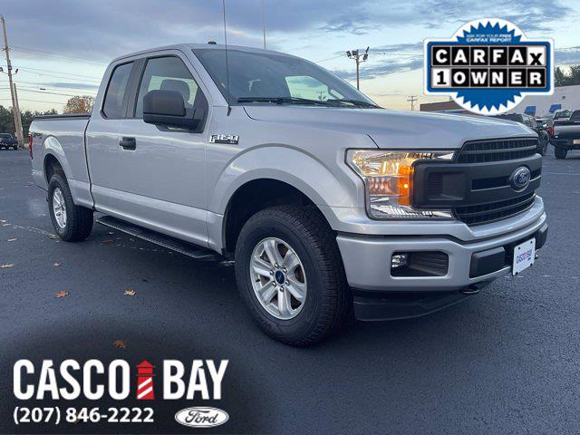 2018 F-150 Super Cab 4x4,  Pickup #J1033 - photo 1