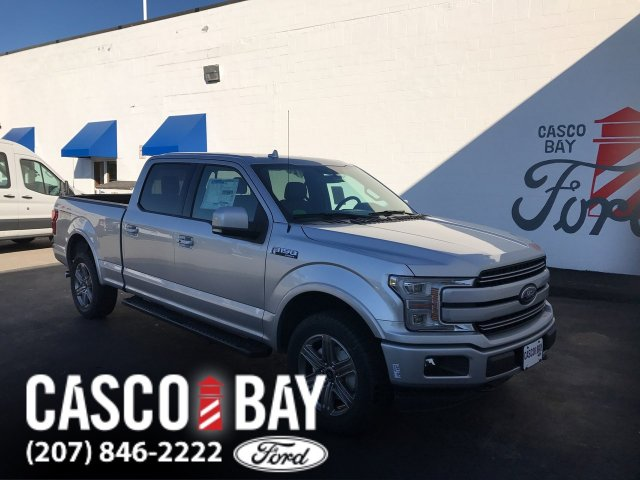 2018 F-150 Crew Cab 4x4 Pickup #J105 - photo 1