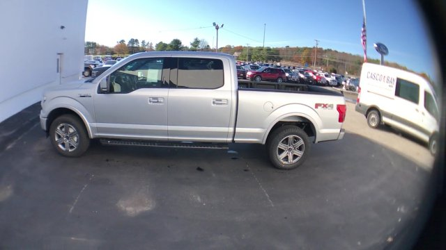 2018 F-150 Crew Cab 4x4 Pickup #J105 - photo 6