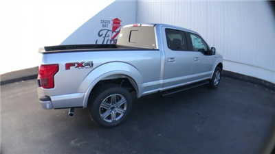 2018 F-150 Crew Cab 4x4 Pickup #J105 - photo 2