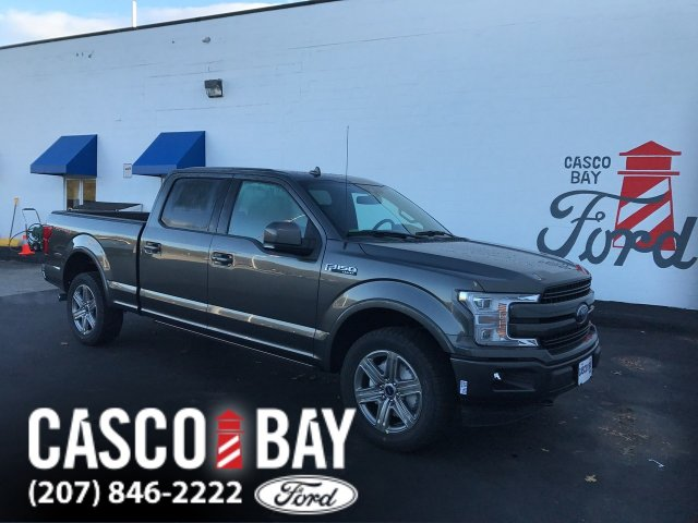 2018 F-150 Crew Cab 4x4 Pickup #J112 - photo 1