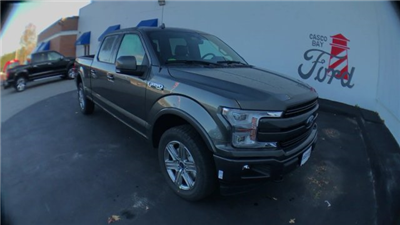 2018 F-150 Crew Cab 4x4 Pickup #J112 - photo 3