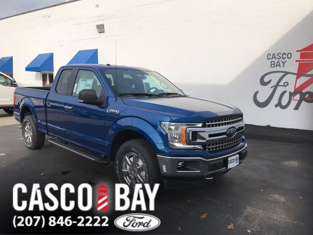 2018 F-150 Super Cab 4x4 Pickup #J114 - photo 1