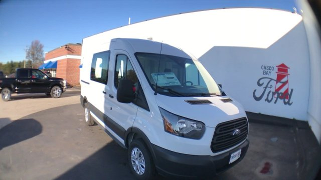 2018 Transit 250, Cargo Van #J132 - photo 3