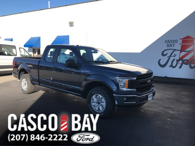 2018 F-150 Super Cab 4x4 Pickup #J134 - photo 1