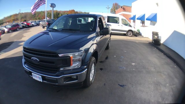 2018 F-150 Super Cab 4x4 Pickup #J134 - photo 4