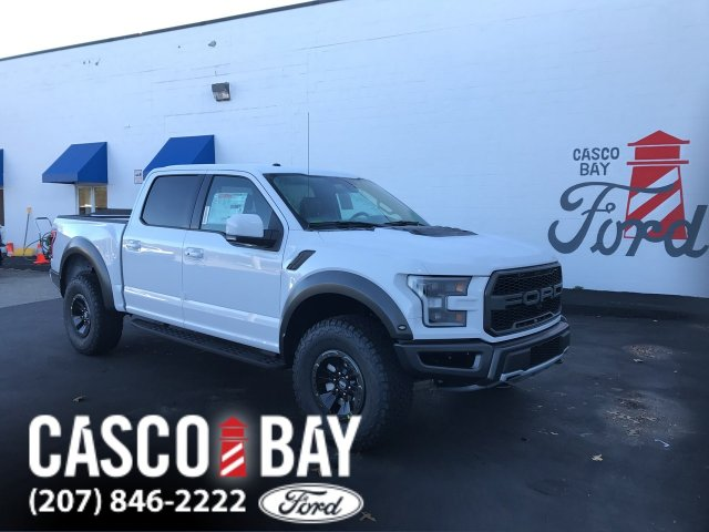 2018 F-150 Crew Cab 4x4 Pickup #J150 - photo 1