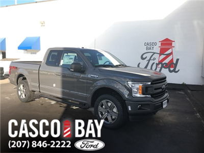 2018 F-150 Super Cab 4x4, Pickup #J152 - photo 1