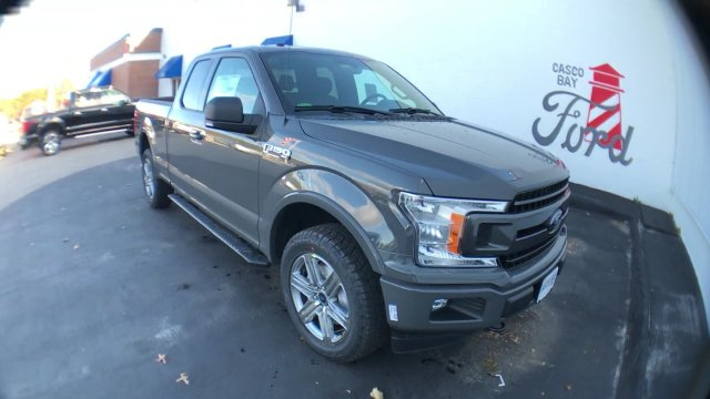 2018 F-150 Super Cab 4x4, Pickup #J158 - photo 3
