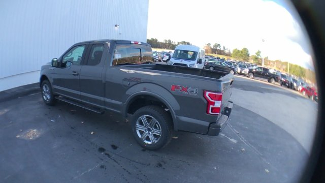2018 F-150 Super Cab 4x4, Pickup #J158 - photo 7