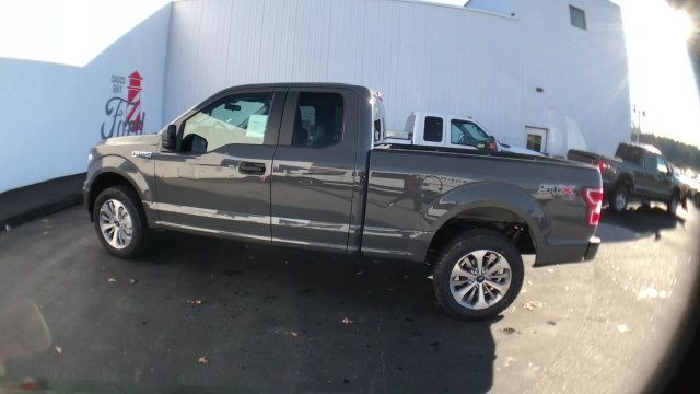 2018 F-150 Super Cab 4x4 Pickup #J169 - photo 6