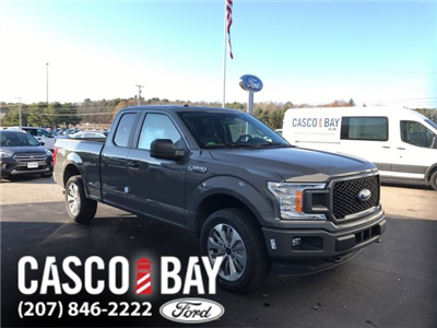 2018 F-150 Super Cab 4x4 Pickup #J169 - photo 1