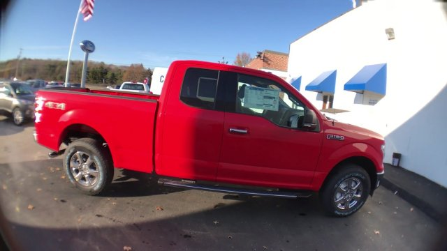 2018 F-150 Super Cab 4x4 Pickup #J171 - photo 9
