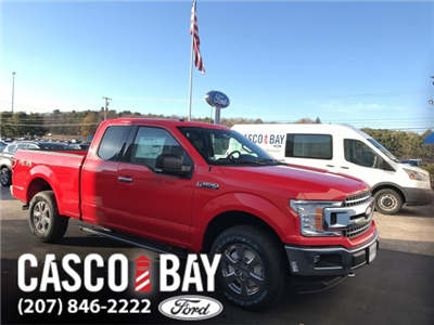2018 F-150 Super Cab 4x4 Pickup #J171 - photo 1