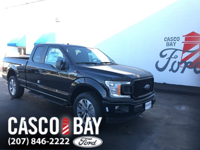 2018 F-150 Super Cab 4x4 Pickup #J199 - photo 1
