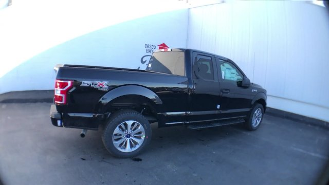 2018 F-150 Super Cab 4x4 Pickup #J199 - photo 2