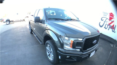 2018 F-150 Super Cab 4x4 Pickup #J205 - photo 3