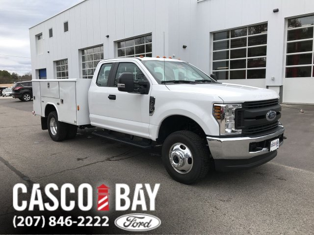 2018 F-350 Super Cab DRW 4x4, Service Body #J213 - photo 1