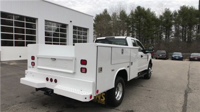 2018 F-350 Super Cab DRW 4x4, Service Body #J213 - photo 2