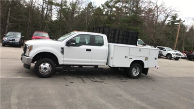 2018 F-350 Super Cab DRW 4x4, Service Body #J213 - photo 21