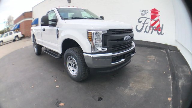 2018 F-350 Regular Cab 4x4 Pickup #J217 - photo 3