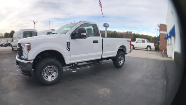 2018 F-350 Regular Cab 4x4 Pickup #J217 - photo 5