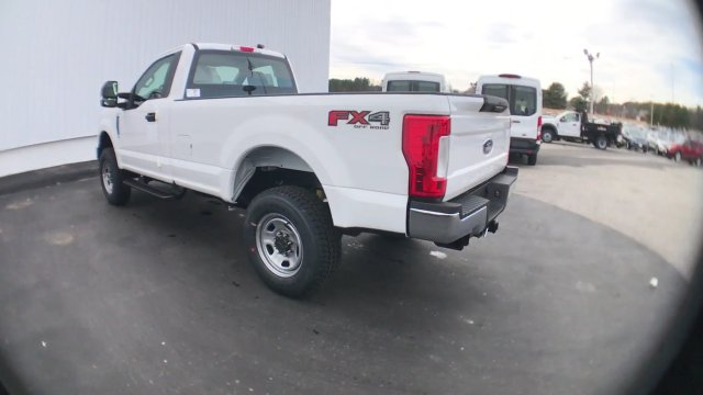 2018 F-350 Regular Cab 4x4 Pickup #J217 - photo 7