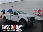 2018 F-350 Regular Cab 4x4 Pickup #J217 - photo 1