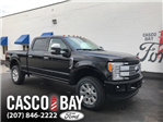 2018 F-250 Crew Cab 4x4 Pickup #J218 - photo 1