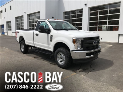 2018 F-350 Regular Cab 4x4, Pickup #J229 - photo 1