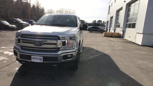 2018 F-150 Crew Cab 4x4, Pickup #J296 - photo 4