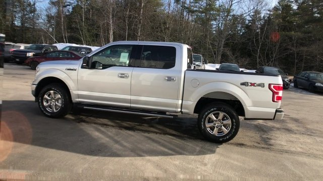 2018 F-150 Crew Cab 4x4, Pickup #J296 - photo 6