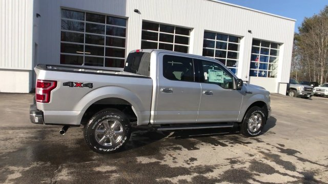 2018 F-150 Crew Cab 4x4, Pickup #J296 - photo 2