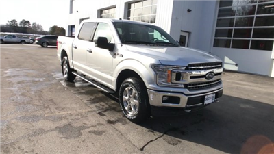 2018 F-150 Crew Cab 4x4, Pickup #J296 - photo 3