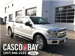2018 F-150 Crew Cab 4x4, Pickup #J296 - photo 1