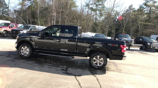2018 F-150 Super Cab 4x4, Pickup #J300 - photo 9