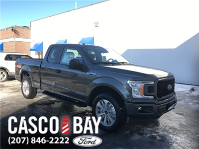 2018 F-150 Super Cab 4x4, Pickup #J324 - photo 1