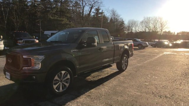 2018 F-150 Super Cab 4x4, Pickup #J350 - photo 4