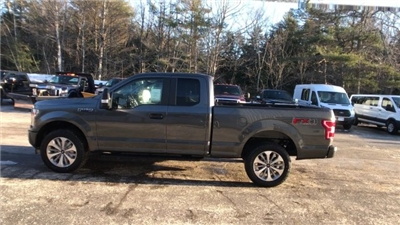 2018 F-150 Super Cab 4x4, Pickup #J350 - photo 5