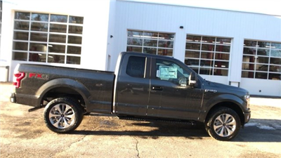2018 F-150 Super Cab 4x4, Pickup #J350 - photo 8