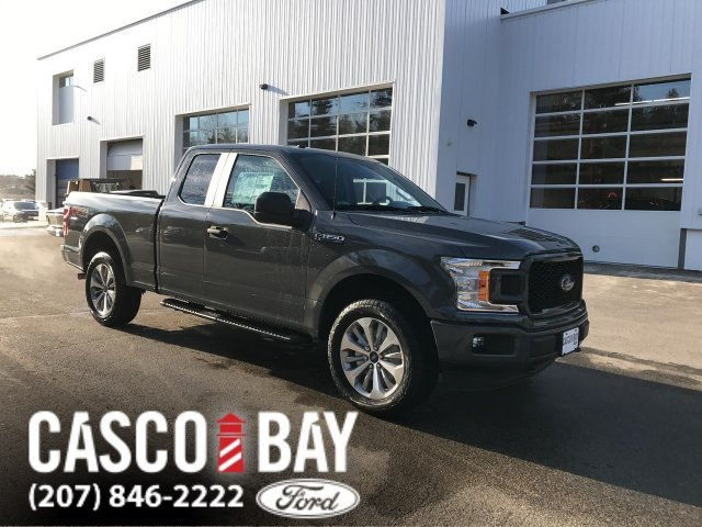 2018 F-150 Super Cab 4x4, Pickup #J364 - photo 1