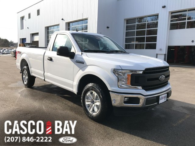 2018 F-150 Regular Cab 4x4, Pickup #J372 - photo 1