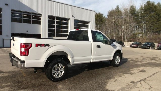 2018 F-150 Regular Cab 4x4,  Pickup #J372 - photo 2