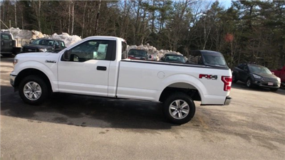 2018 F-150 Regular Cab 4x4, Pickup #J372 - photo 8
